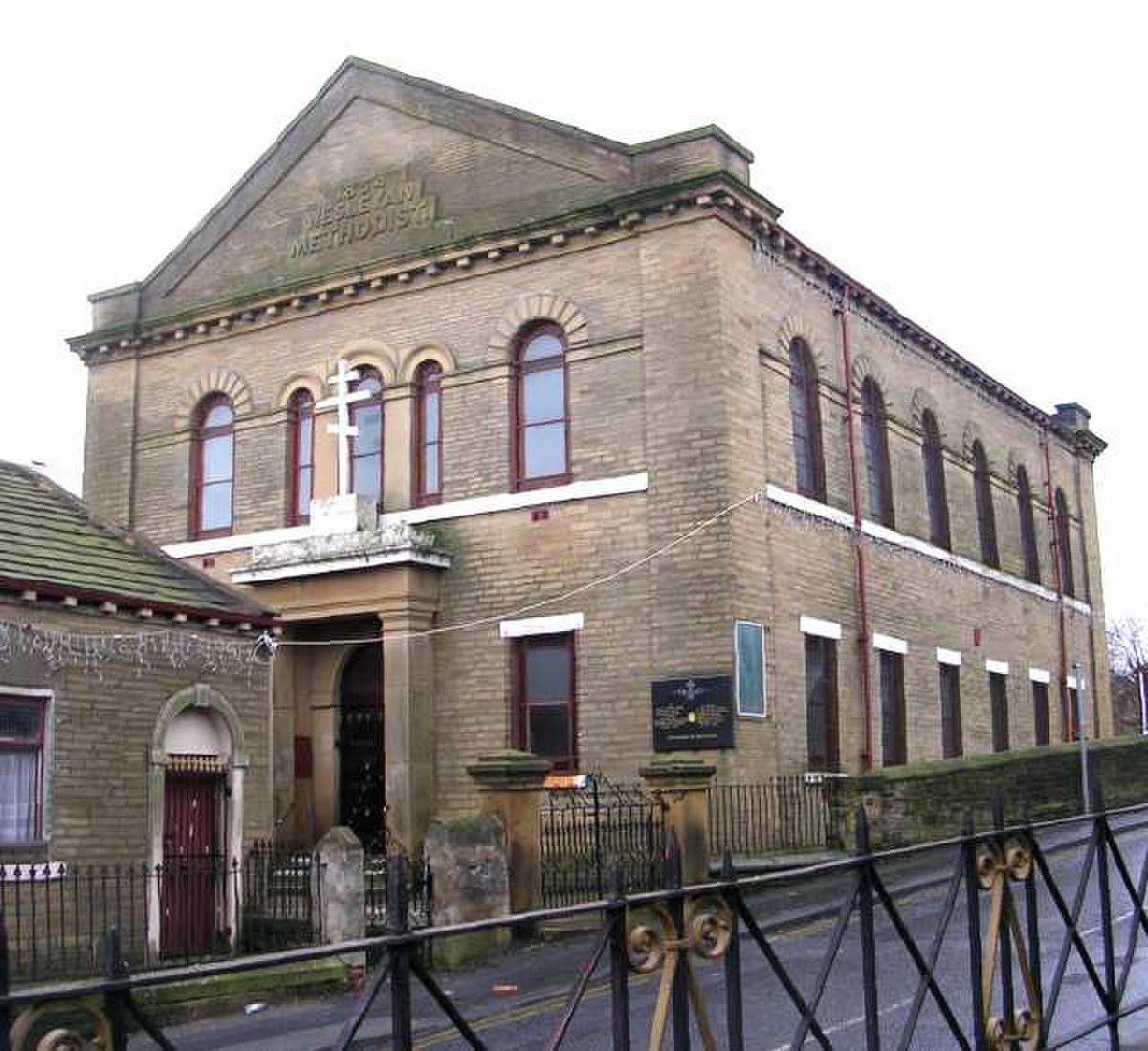 Ukrainian Autocephalic Orthodox Church - Stony Lane - geograph.org.uk - 639576.jpg