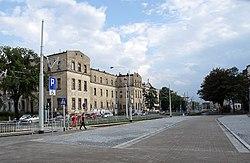 Ul Pułaskiego (szpital bonifratrów) fot BMaliszewska.JPG