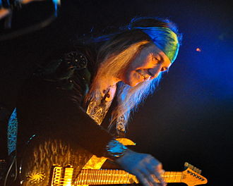 Uli Jon Roth - Uli Jon Roth performing in 2013