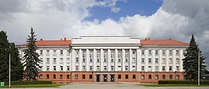 Universidad Nacional de Siauliai, Lituania, 2012-08-09, DD 02