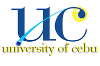 University of Cebu school seal or logo