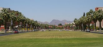 University of Arizona - University of Arizona Mall