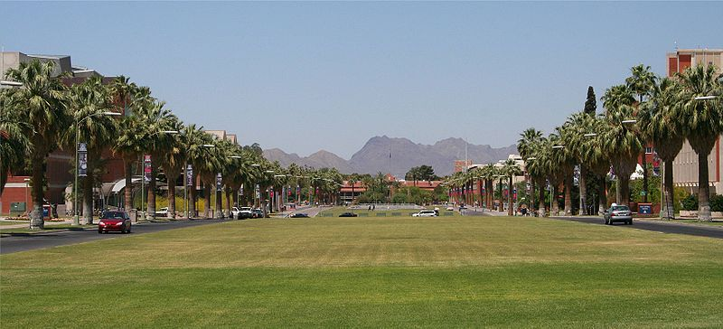 File:University of Arizona mall.jpg