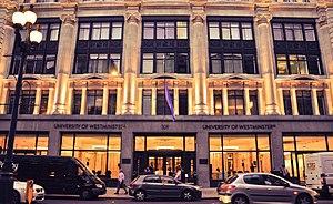 Regent Street Cinema - The University of Westminster