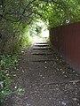 Uphill footpath - geograph.org.uk - 865962.jpg