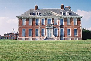 Uppark - The South front of the house