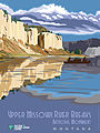 Upper Missouri River Breaks National Monument - Poster (13949391536).jpg