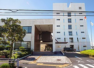 Urayasu - Urayasu City Hall