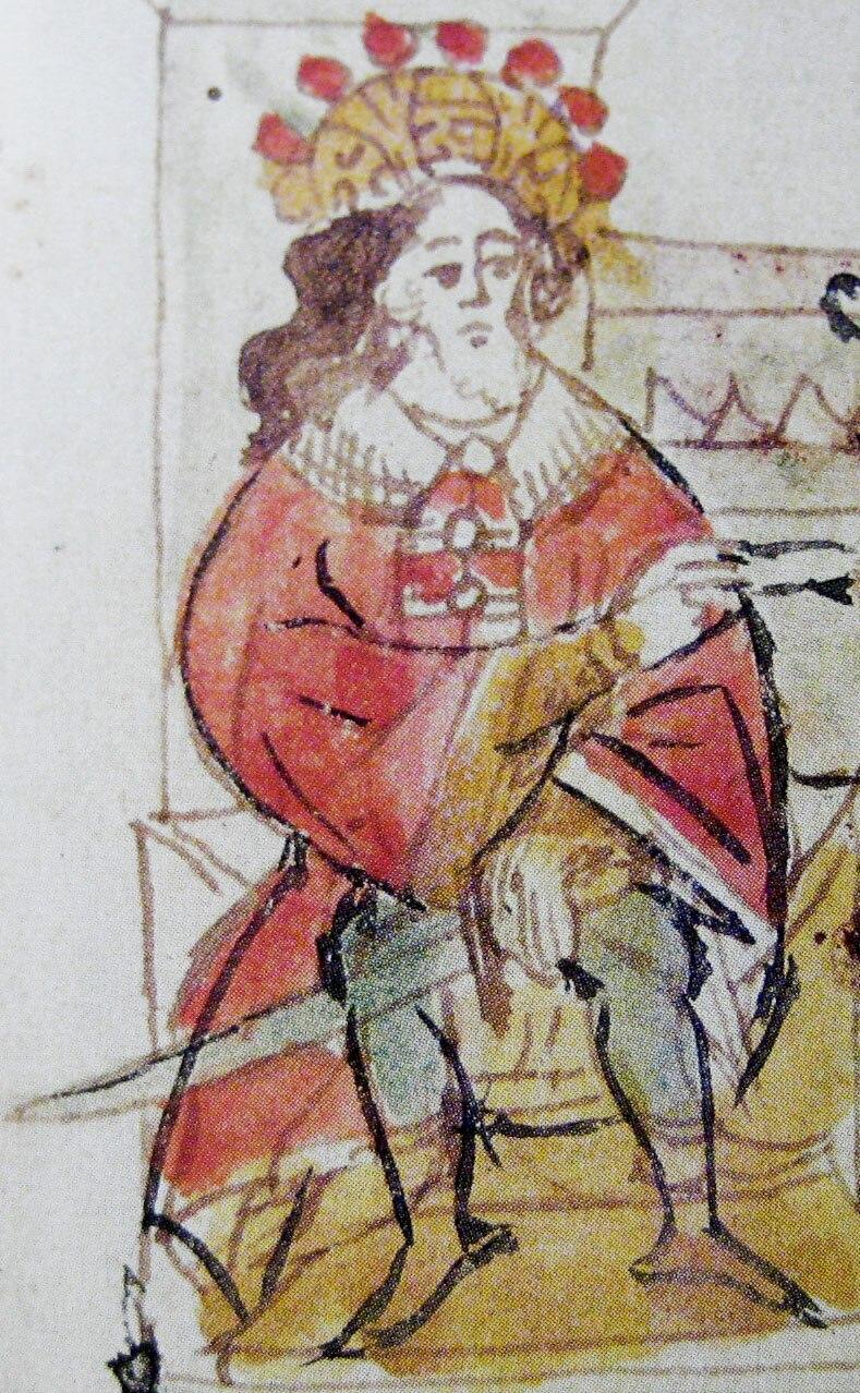 Usiasłaŭ Połacki (Čaradziej). Усяслаў Полацкі (Чарадзей)