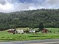 Utsikt mot Tvinnevegen og Tvinno fra Strandavegen (E16) i Voss kommune (2).jpg