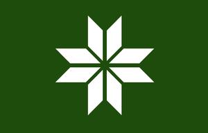Võros - Image: Võro lipp