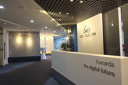 Văn phòng CMC Telecom