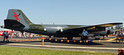 VH-ZSQ English Electric Canberra TT18 Temora Aviation Museum (9535484256).jpg