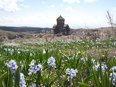 Vahramashen Church of Amberd, Armenia.jpg