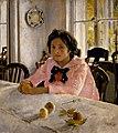 Valentin Serov - Девочка с персиками. Портрет В.С.Мамонтовой - Google Art Project.jpg