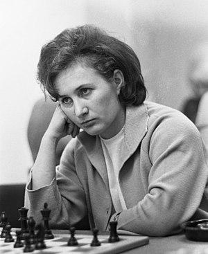 3rd Women's Chess Olympiad - Valentina Kozlovskaya
