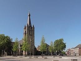 Valkenswaard, de Sint Nicolaaskerk