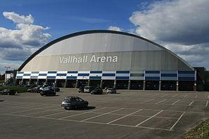 Vallhall Arena - Image: Vallhall, Oslo