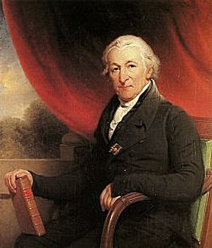 Martin van Marum - Martin van Marum in 1826. This portrait was commissioned by the Teylers Museum, but van Marum hated it. He had another portrait painted by Hodges that he preferred.