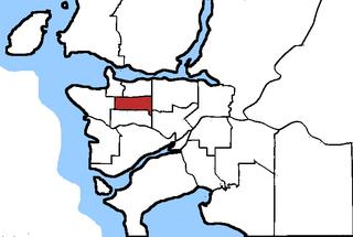 Vancouver Kingsway Federal electoral district