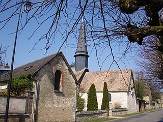 Vaux-sur-Eure Commune in Normandy, France