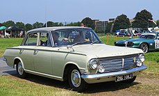 Vauxhall Velox 2651cc registered February 1963 so an early PB looking well tended.jpg