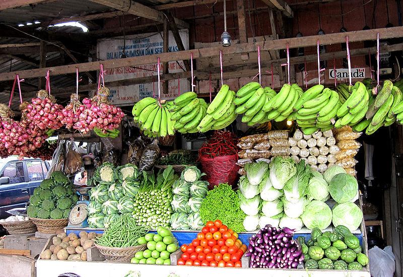 ważywa i owoce - dieta przeciw nowotworom