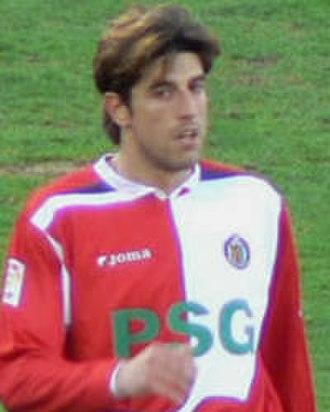 Veljko Paunović - Paunović with Getafe