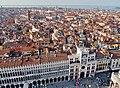 Venezia Blick vom Campanile der Basilica di San Marco 02.jpg