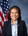 Veronica Escobar official portrait, 116th Congress.jpg