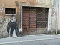 Vevey - rue du Collège - La Buveuse d'absinthe - Meier Savoye d'après Félicien Rops - 01.jpg
