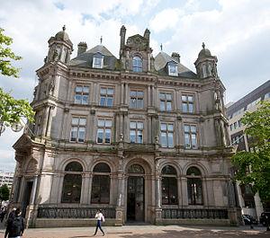 Victoria Square House