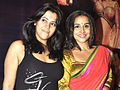 Vidya Balan and Ekta Kapoor at 'The Dirty Picture' success media meet (5).jpg
