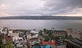 Vieux-Québec and the Fleuve Saint-Laurent (14580670370).jpg