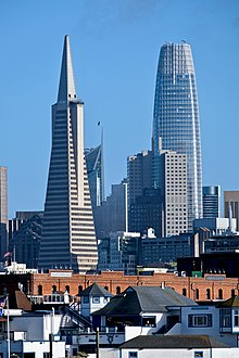 List Of Tallest Buildings In San Francisco