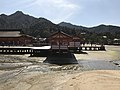 View of stage of Itsukushima Shrine.jpg
