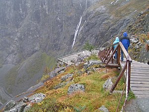 Trollstigen - Trollstigen viewing platform