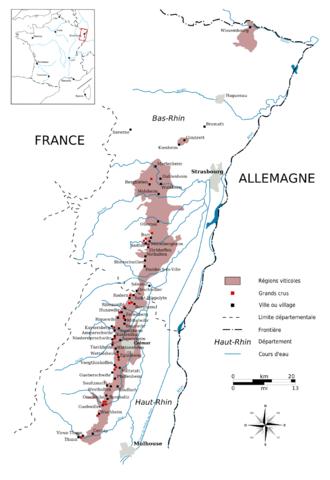 Carte Precipitation Alsace.Alsace Grand Cru Aoc Wikipedia