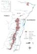 Français : Les vignobles d'Alsace