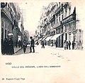 Vigo, CALLE DEL PRÍNCIPE, LADO DEL GIMNASIO, Eugenio Krapf.jpg