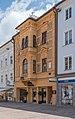 Villach Innenstadt Hauptplatz 13 Neumannhaus SW-Ansicht 23042021 0844.jpg