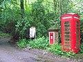 Village communications, Terwick Common - geograph.org.uk - 1336936.jpg