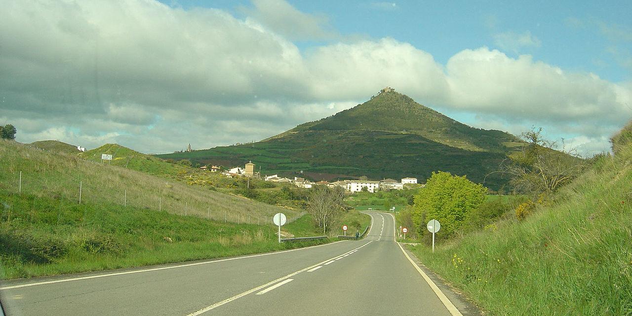 Panorama von Azqueta