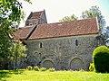 Villeneuve-sur-Verberie (60), hameau de Noël-Saint-Martin, église, vue depuis le nord.jpg