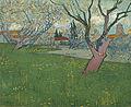 Vincent van Gogh - Bloeiende boomgaarden, gezicht op Arles - Google Art Project.jpg