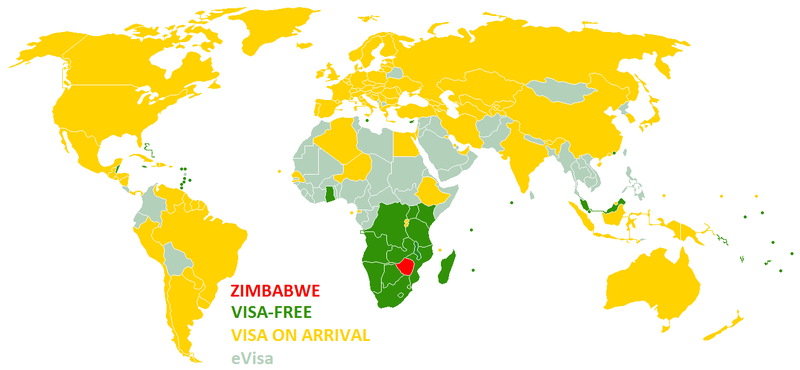 Visa policy of zimbabwe wikipedia visa policy of zimbabwe gumiabroncs Choice Image