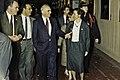 Visite de Mr Curien au SIA 1991-5-cliche Jean Weber.jpg