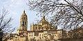 Vista de la Catedral de Segovia, Segovia, España - panoramio.jpg