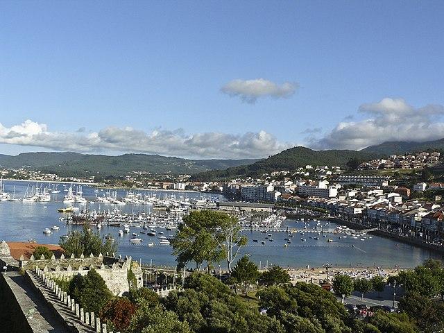 Puerto de Baiona, Pontevedra: turismo en Rías Baixas