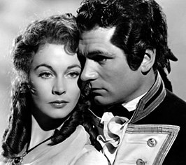 Vivian Leigh en Laurence Olivier in That Hamilton Woman